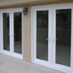 French Doors Outside